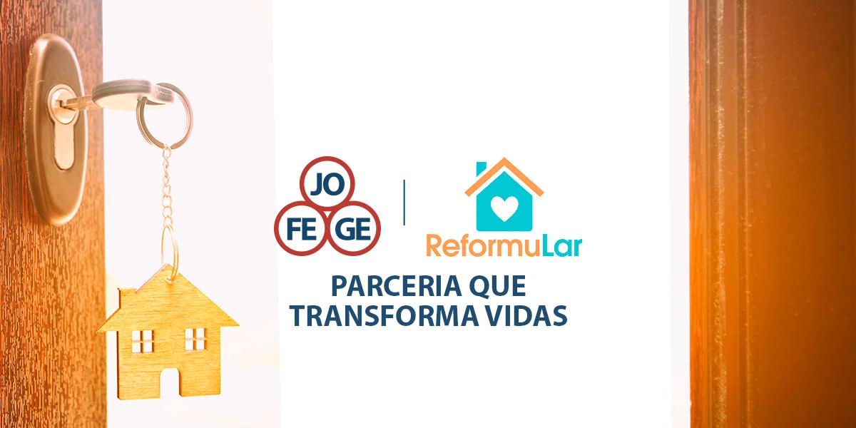 Conheça o projeto voluntário que a Jofege participa: Ong Reformular